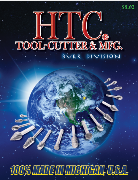 HTC Burrs Products Catalog